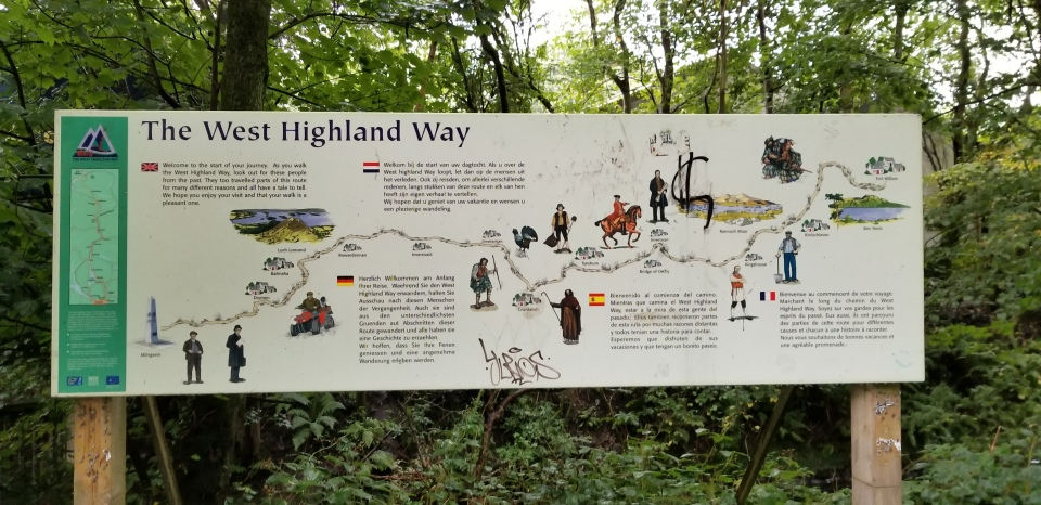 20170825_110339The West Highland Way sign